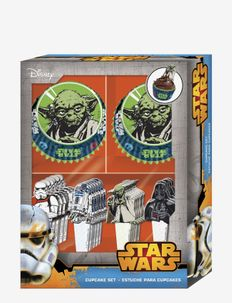 Star Wars Bakery Cupcake -set with toppers - cuisine et pâtisserie - multi coloured