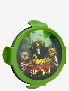 Captain Sabertooth box with cover - boîtes à lunch - multi coloured