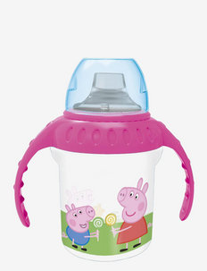 Peppa Pig silicon sipper, 270ml - gobelets à bec - multi coloured