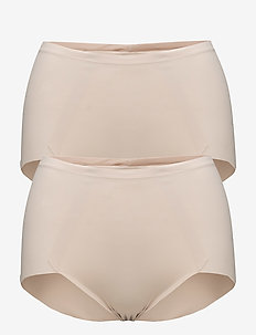SLEEK SMOOTHERS - bottoms - nude
