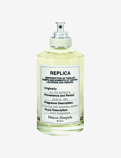 Replica At the Barbers Eau de Toilette 100 ml. - CLEAR