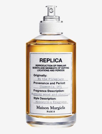 Replica By The Fireplace Eau de Toilette 100 ml. - CLEAR