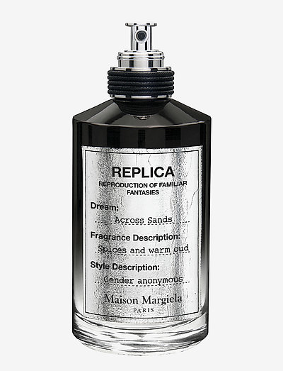 Maison Margiela Replica Across Sands Eau de Parfum 100 ml - CLEAR