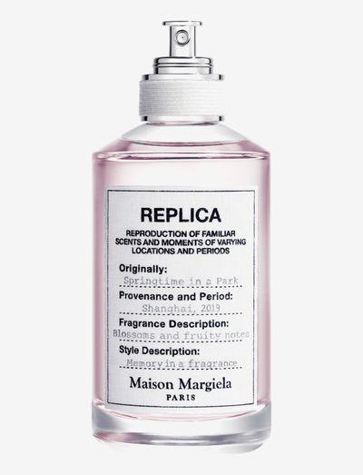 Replica Springtime in a Park  Eau de Toilette 100 ml. - parfyme - no color