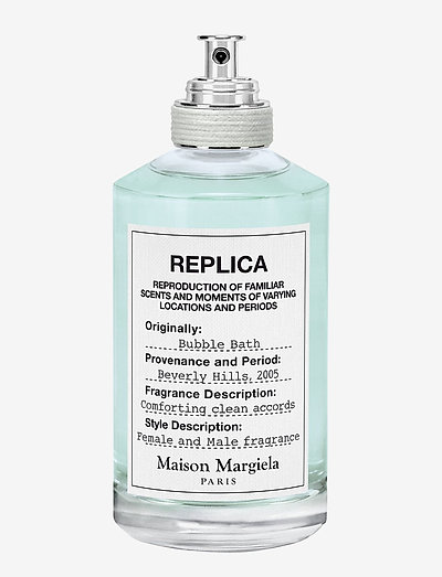 Maison Margiela Bubble Bath Eau De Toilette - parfyme - clear