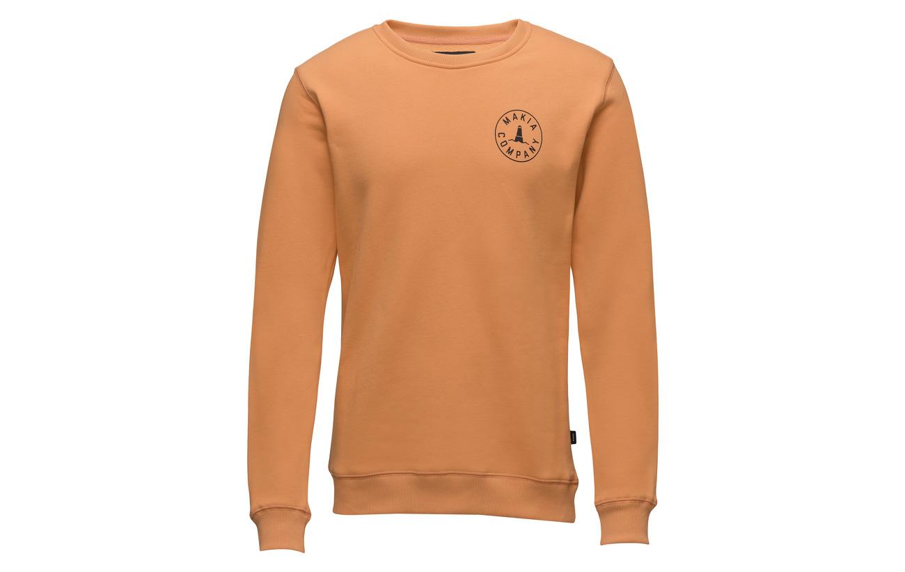Trade Orange Makia Trade Trade Makia Sweatshirt Orange Orange Sweatshirt Sweatshirt Sweatshirt Trade Makia Makia zwXxqAP