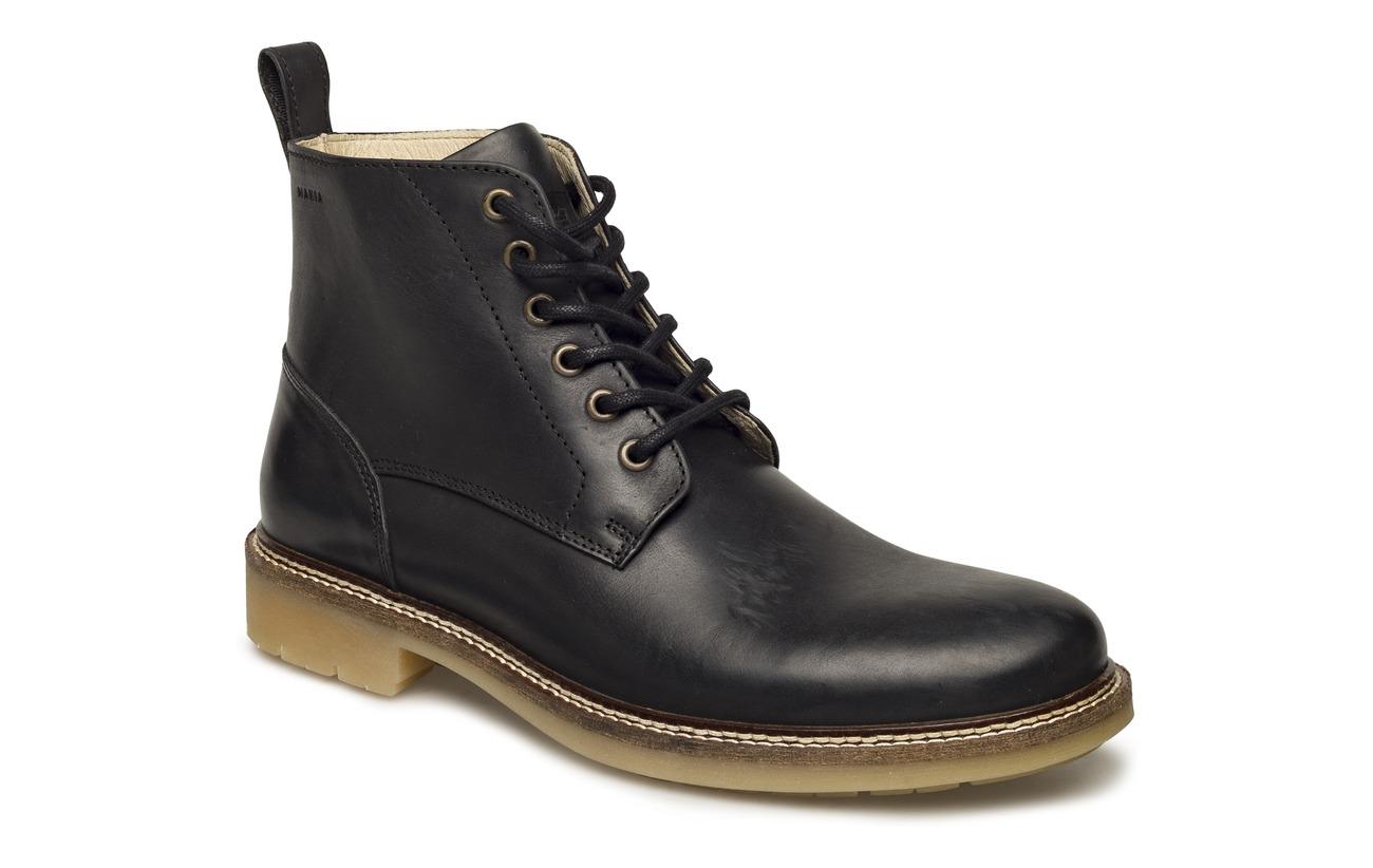 Avenue Boot (Black) (£65) - Makia -  7396e4805ec