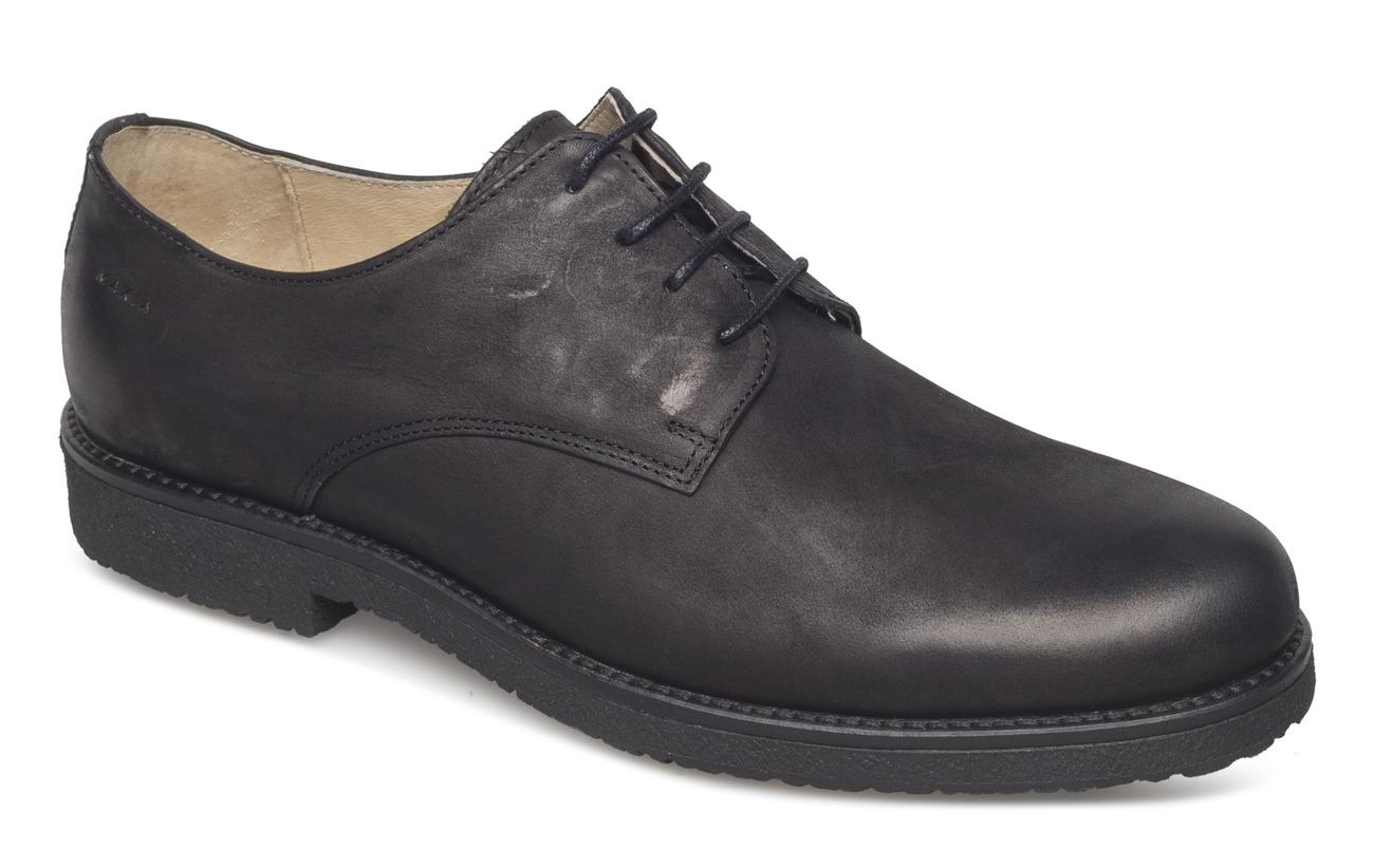Supérieure Black Empeigne Doublure Cuir Viewpoint Shoe Makia qAHw1YE