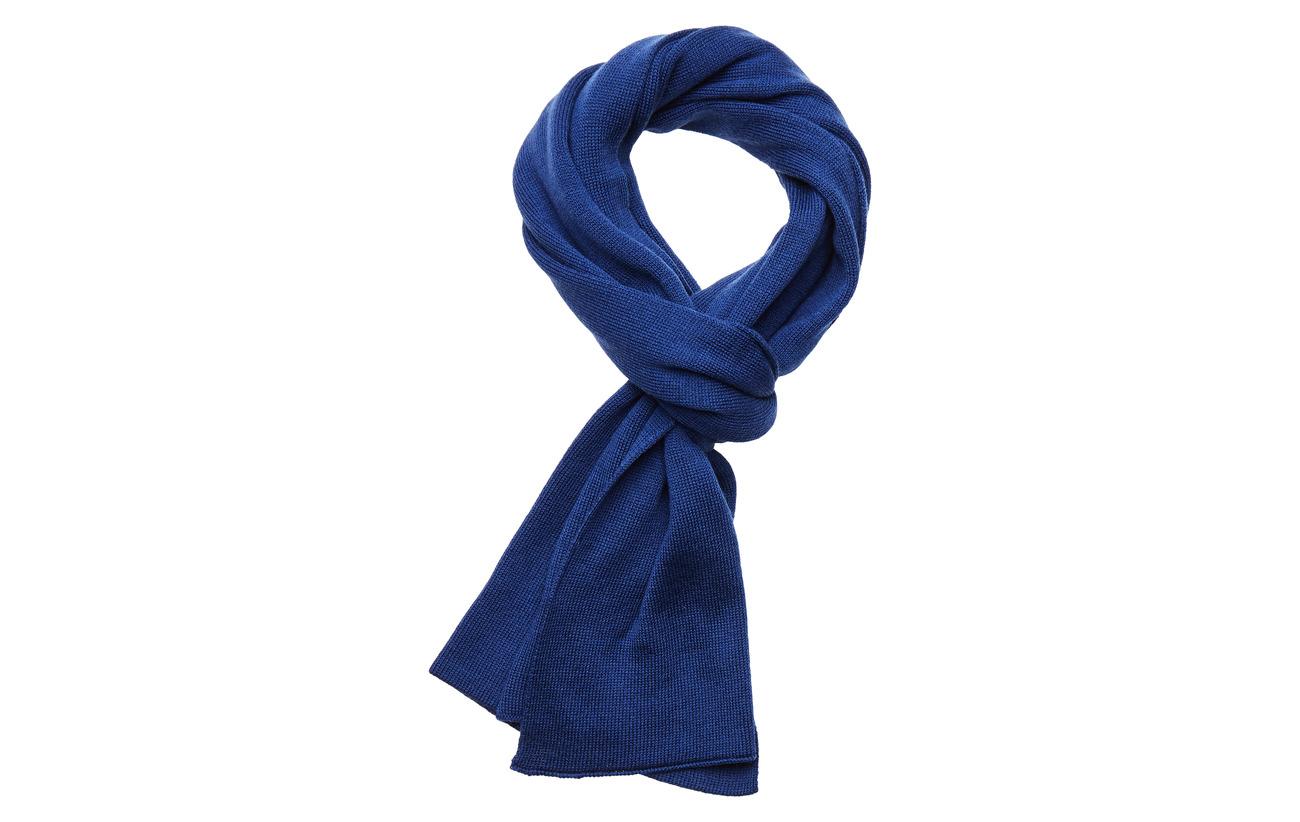 Makia ASKET SCARF - BLUE