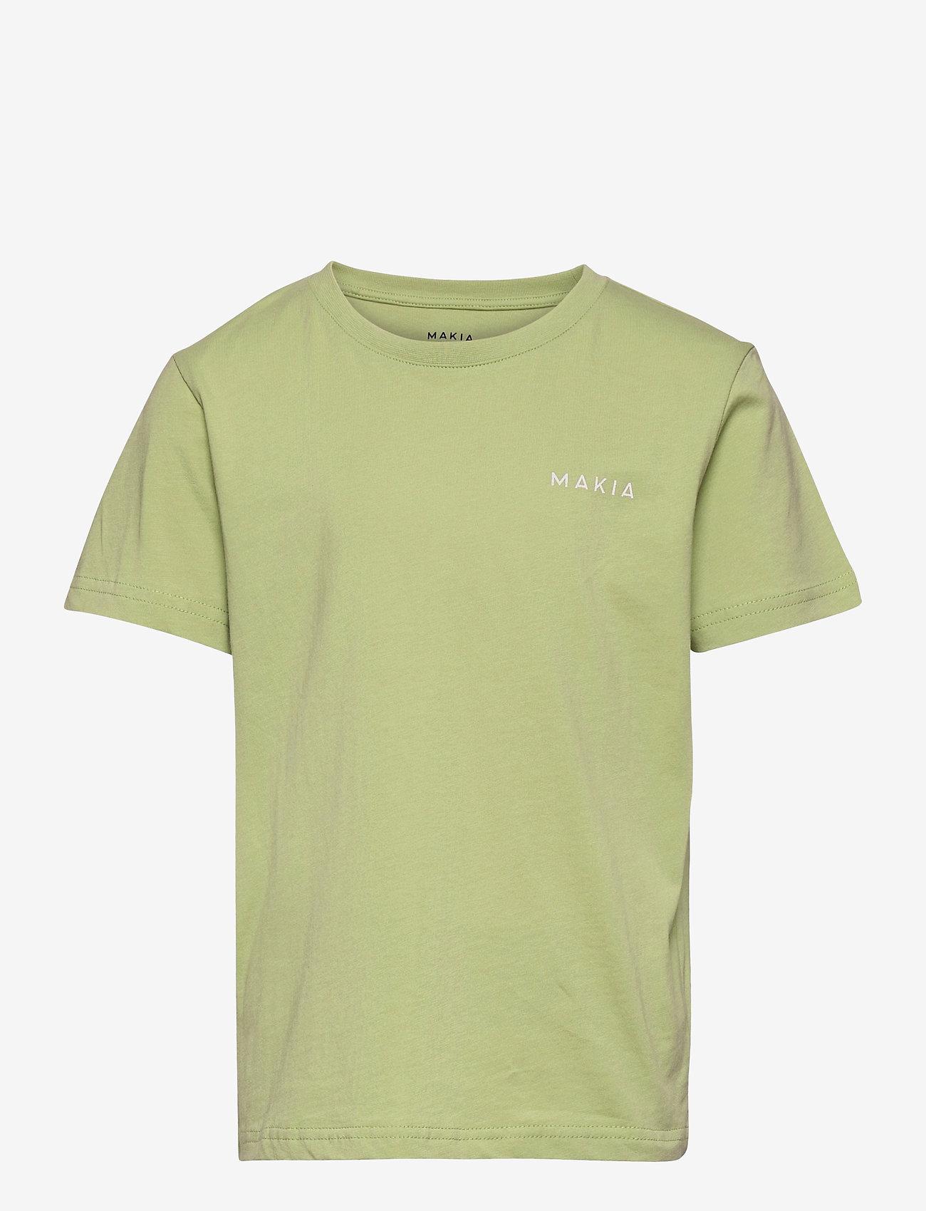 Makia - Trim T-Shirt - korte mouwen - light green - 0