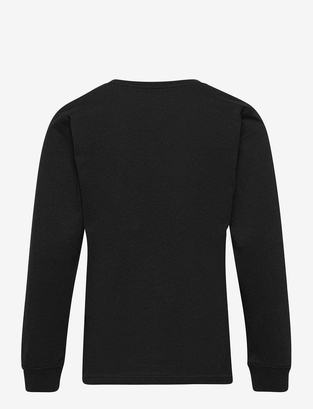 Makia - Knot Long Sleeve - sweatshirts & hættetrøjer - black - 1