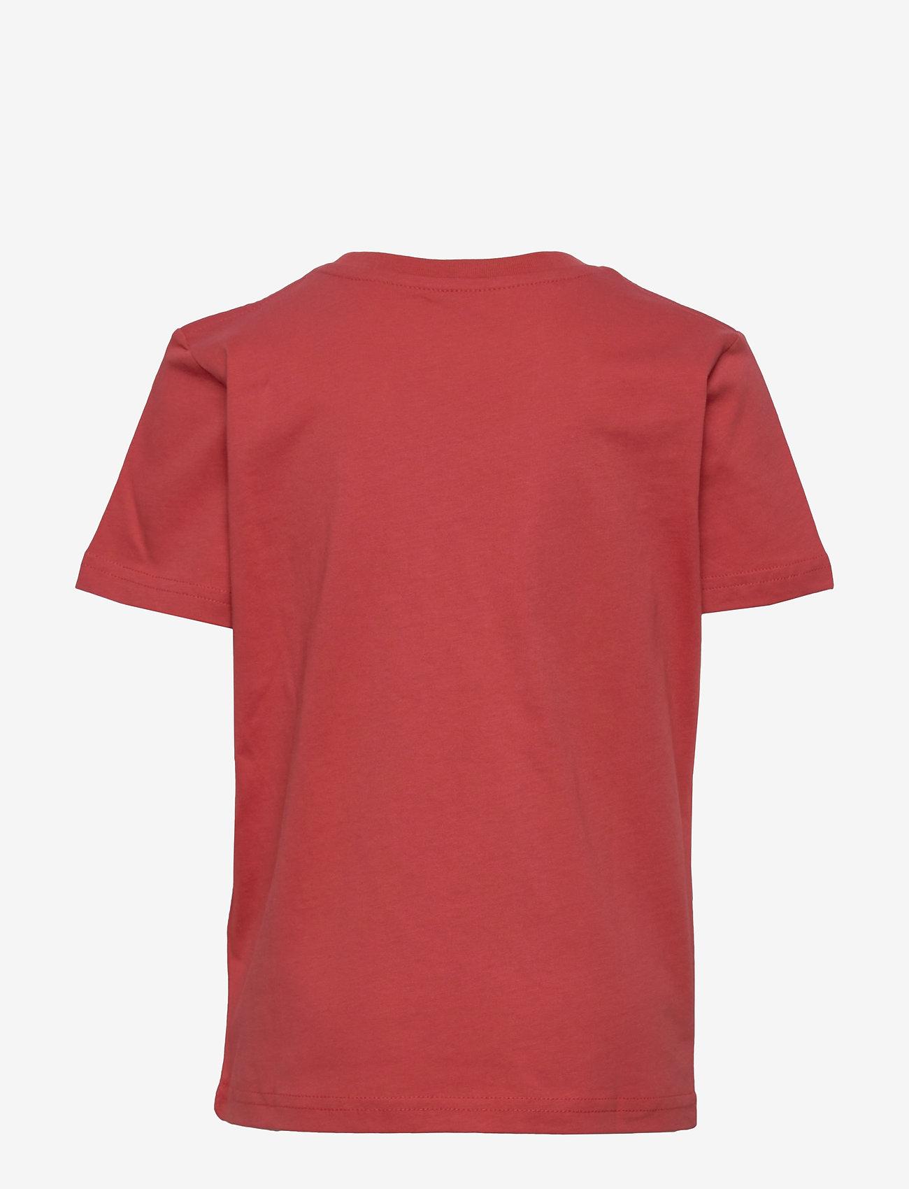 Makia - Pocket T-Shirt - korte mouwen - red - 1