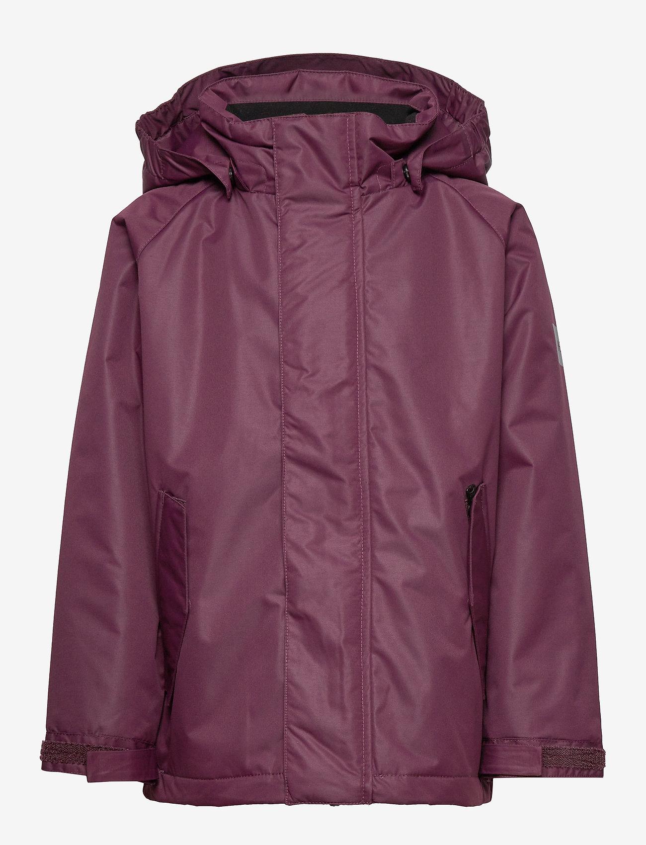 Makia - Polar Jacket - parkas - wine - 0