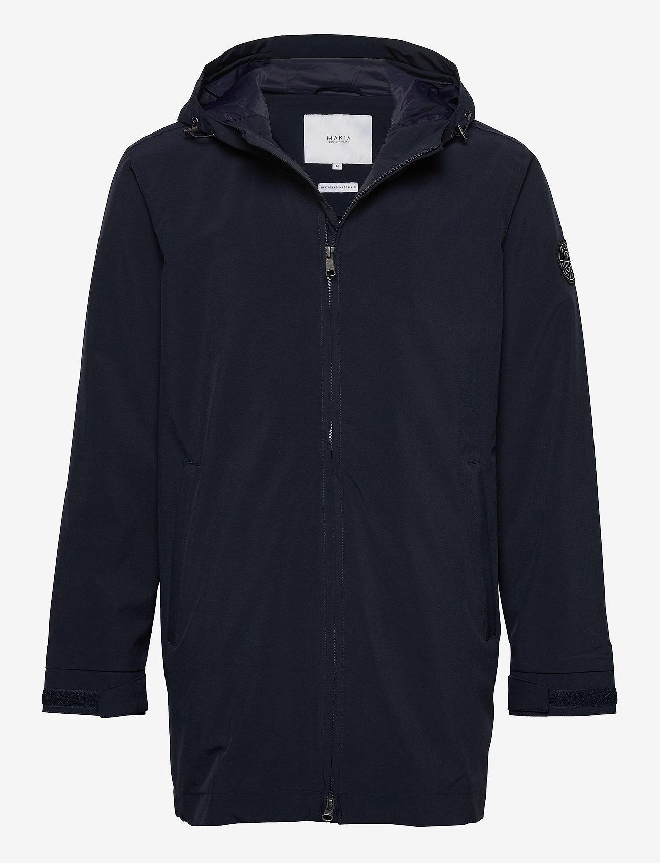 Makia - Haul Jacket - sadetakit - dark blue - 0