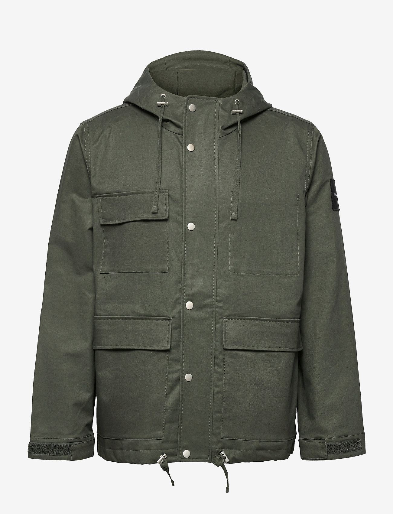 Makia - Scout Jacket - parka's - green - 1