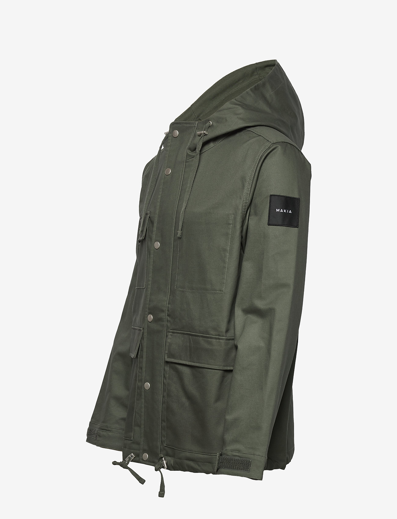 Makia - Scout Jacket - parka's - green - 3