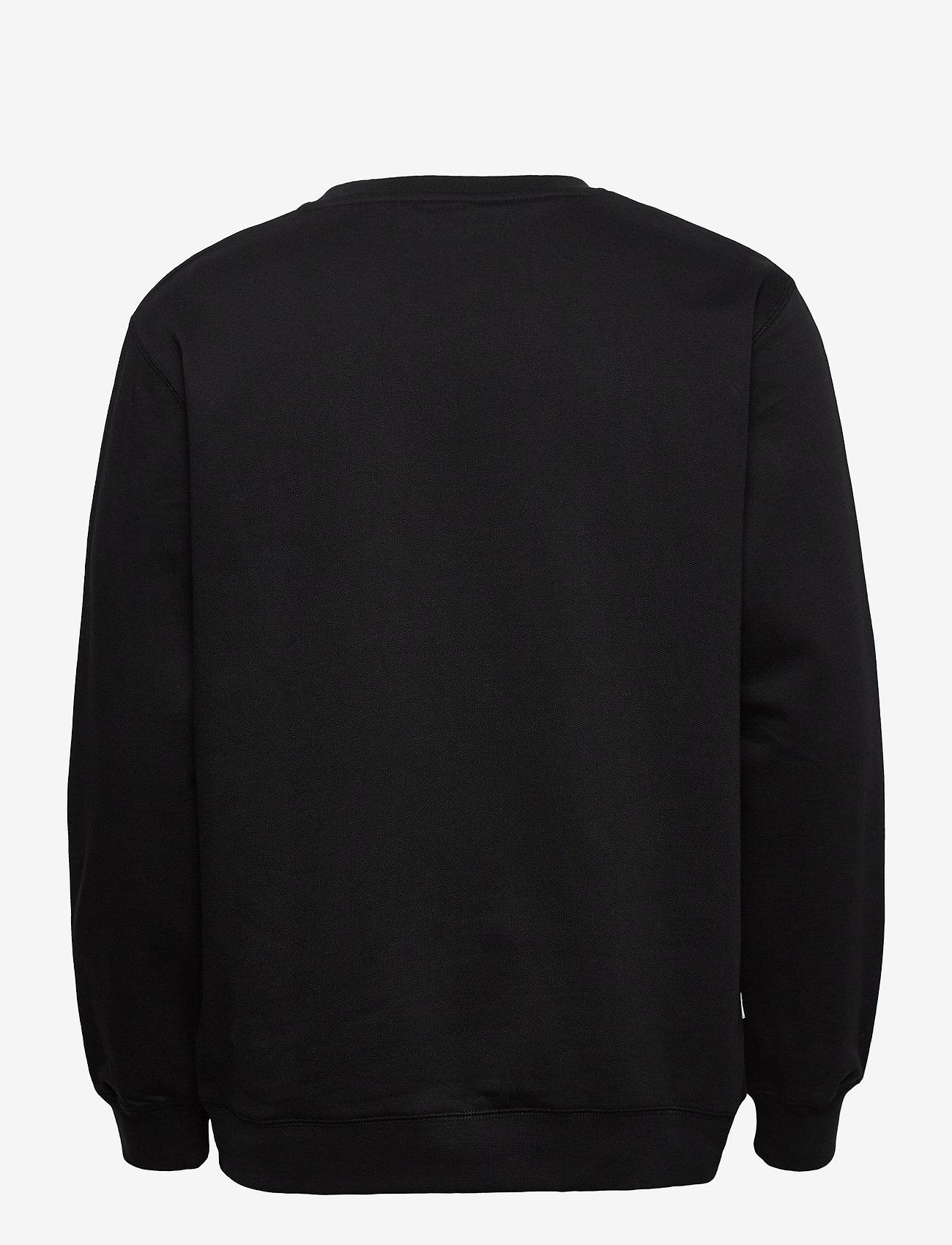 Makia - Seafarer Light Sweatshirt - truien - black - 1