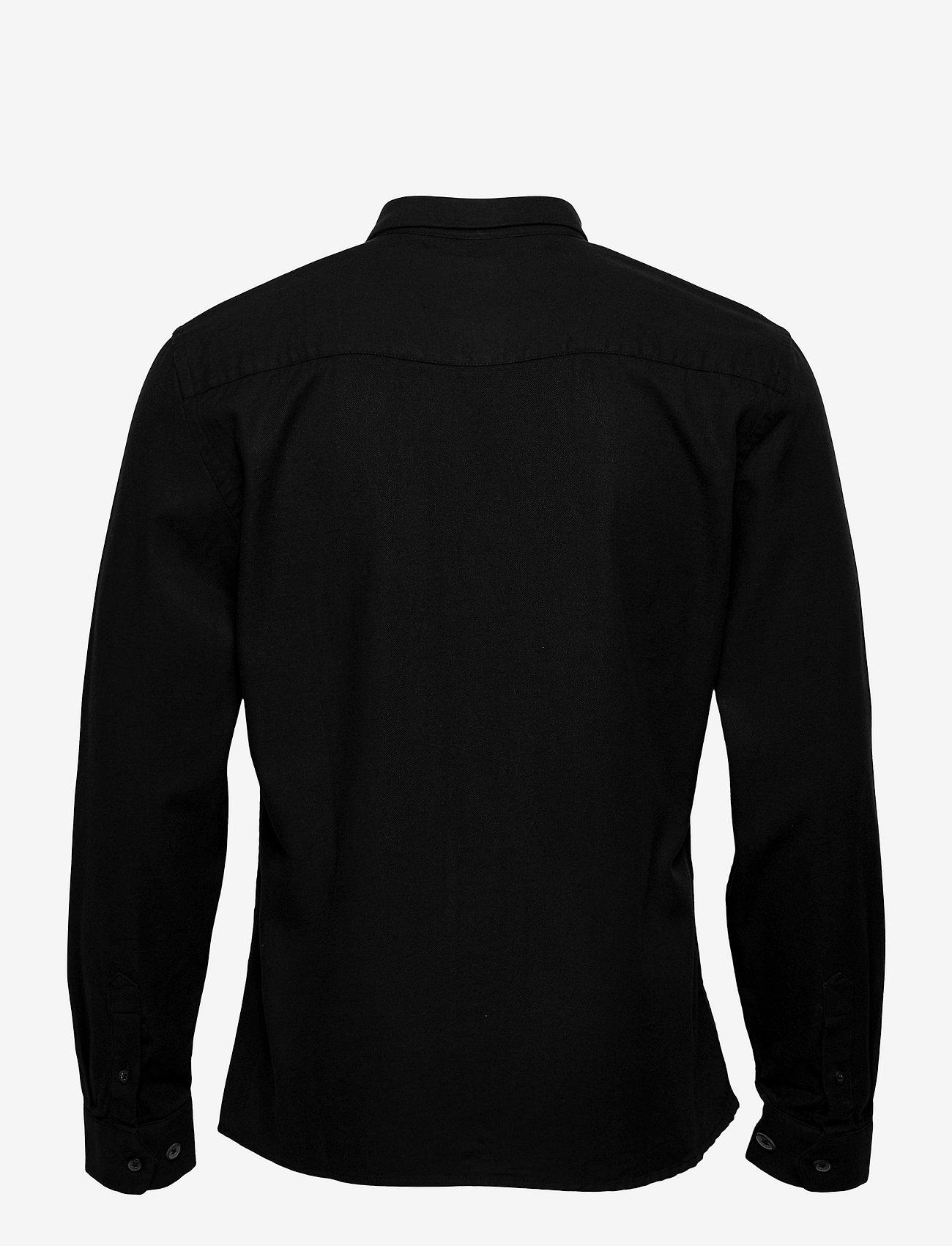 Makia - Svart Shirt - formele overhemden - black - 1