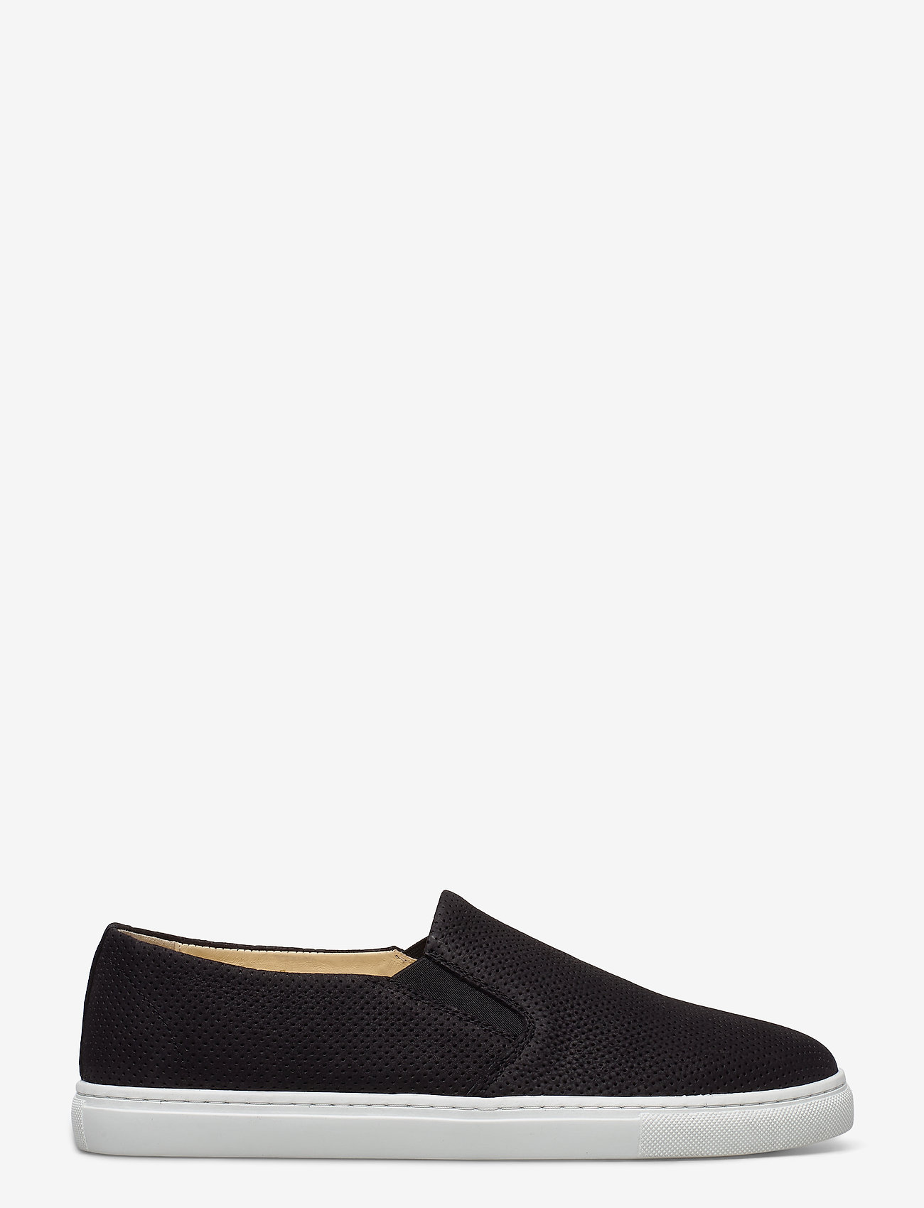 Makia - BOARDWALK - baskets slip-ons - black - 1