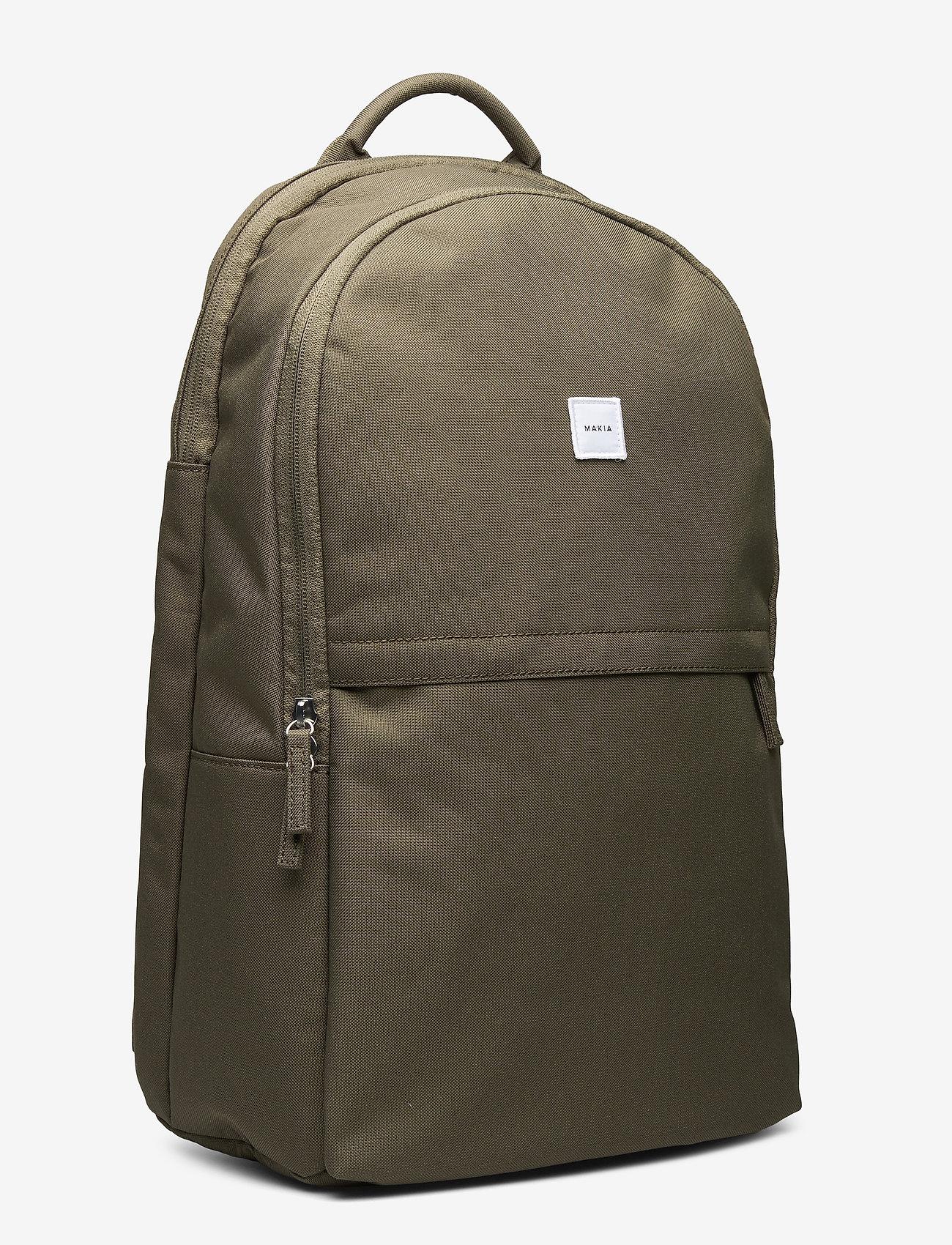 Makia - Ahjo Backpack - tassen - green - 2