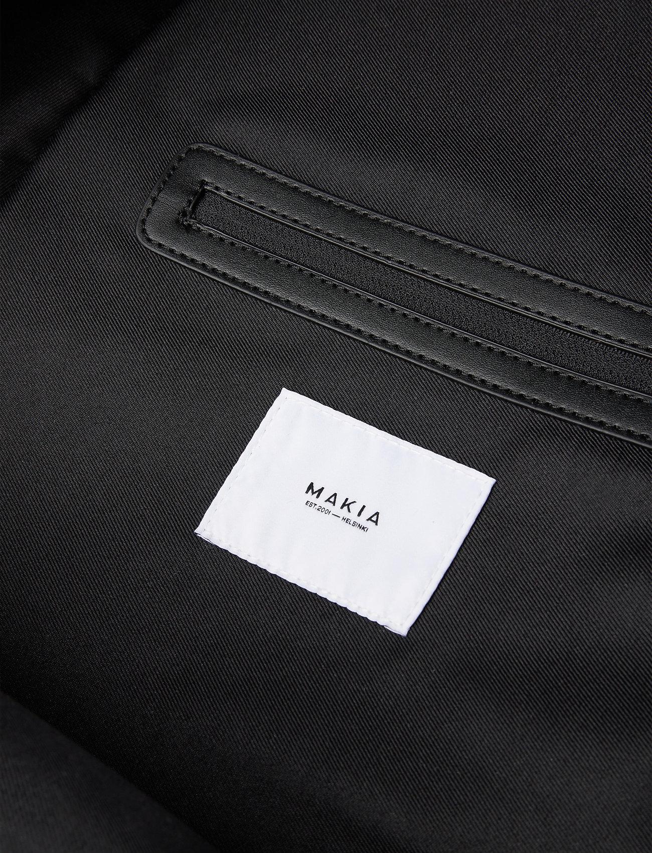 Makia - Ahjo Backpack - tassen - green - 4