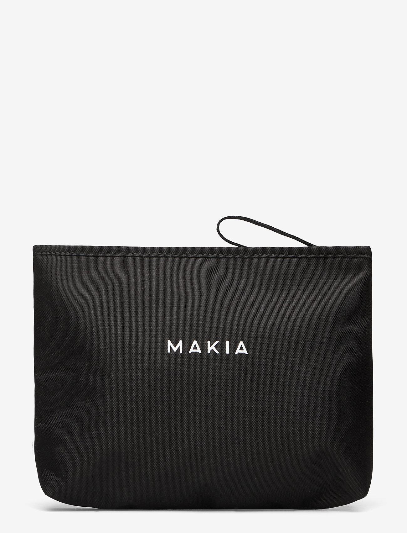 Makia - Camp Washbag - tassen - black - 0