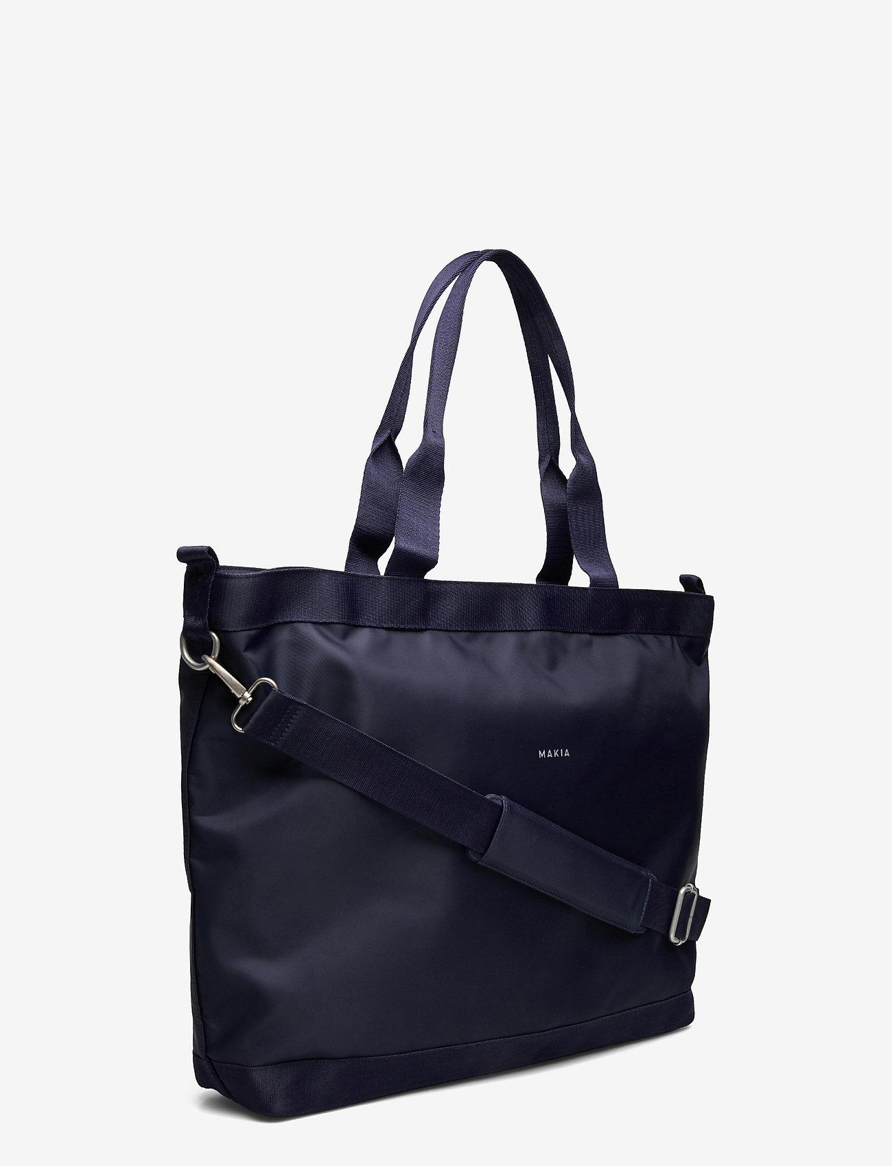 Makia - Viola Bag - shoppers - dark blue - 2