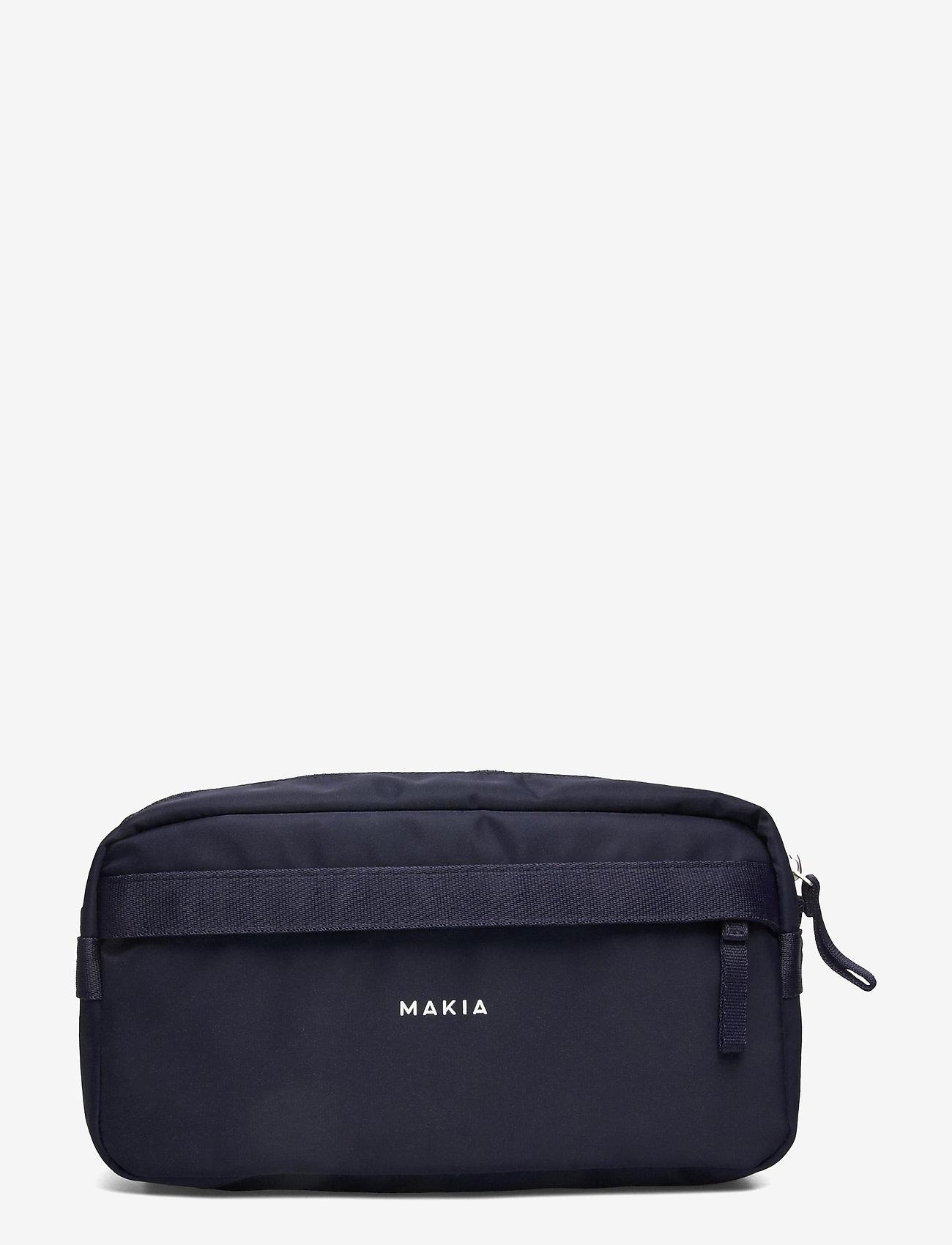 Makia - Fisk Bag - tassen - dark blue - 0