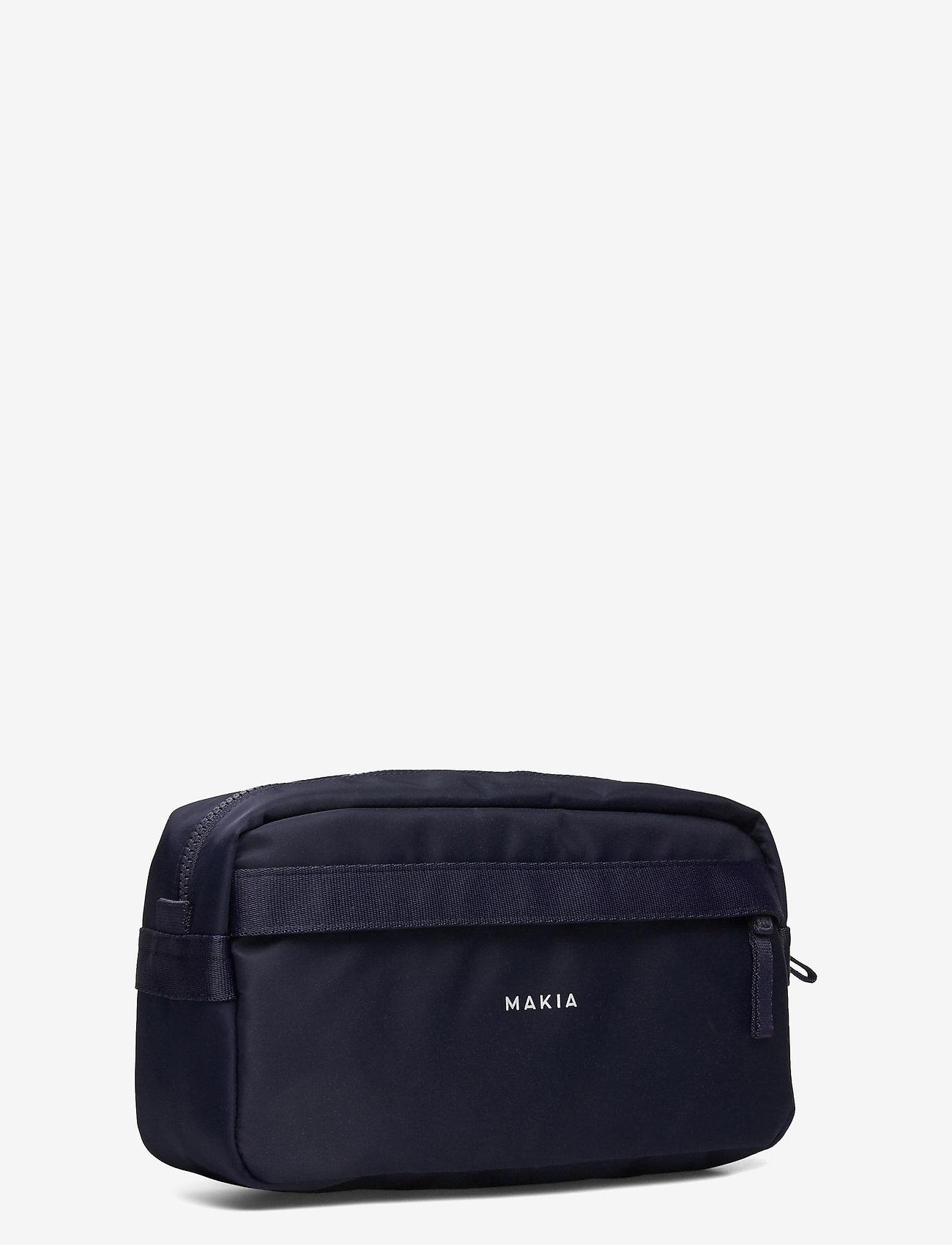 Makia - Fisk Bag - tassen - dark blue - 2