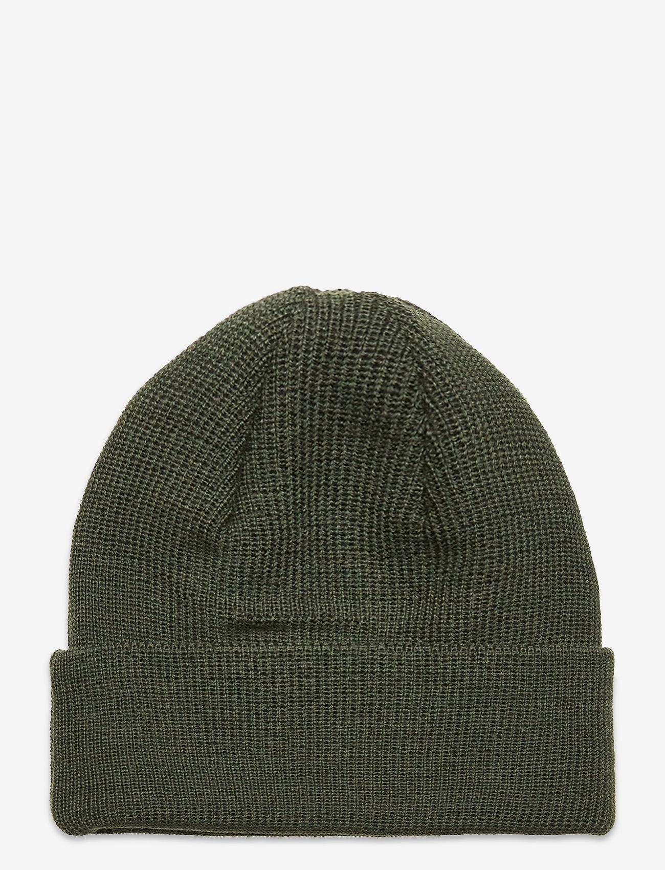 Makia - Bait beanie - bonnet - moss - 1