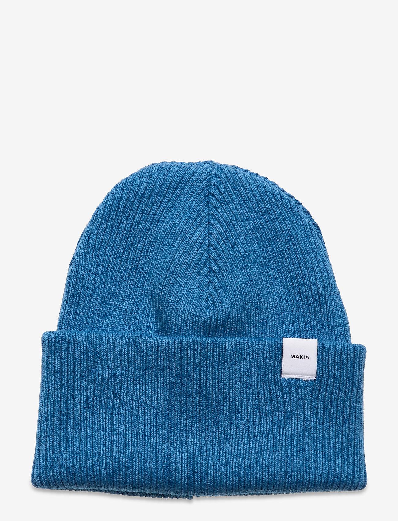 Makia - Makia Beanie - mutsen - french blue - 0