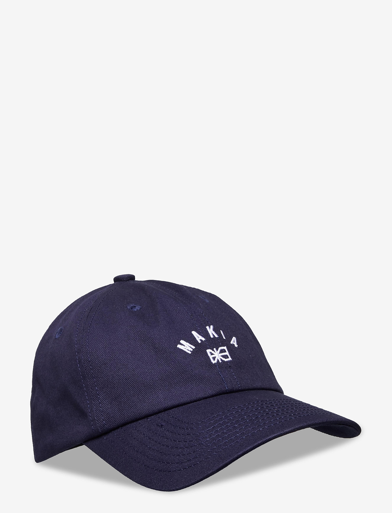 Makia - Brand Cap - navy - 0
