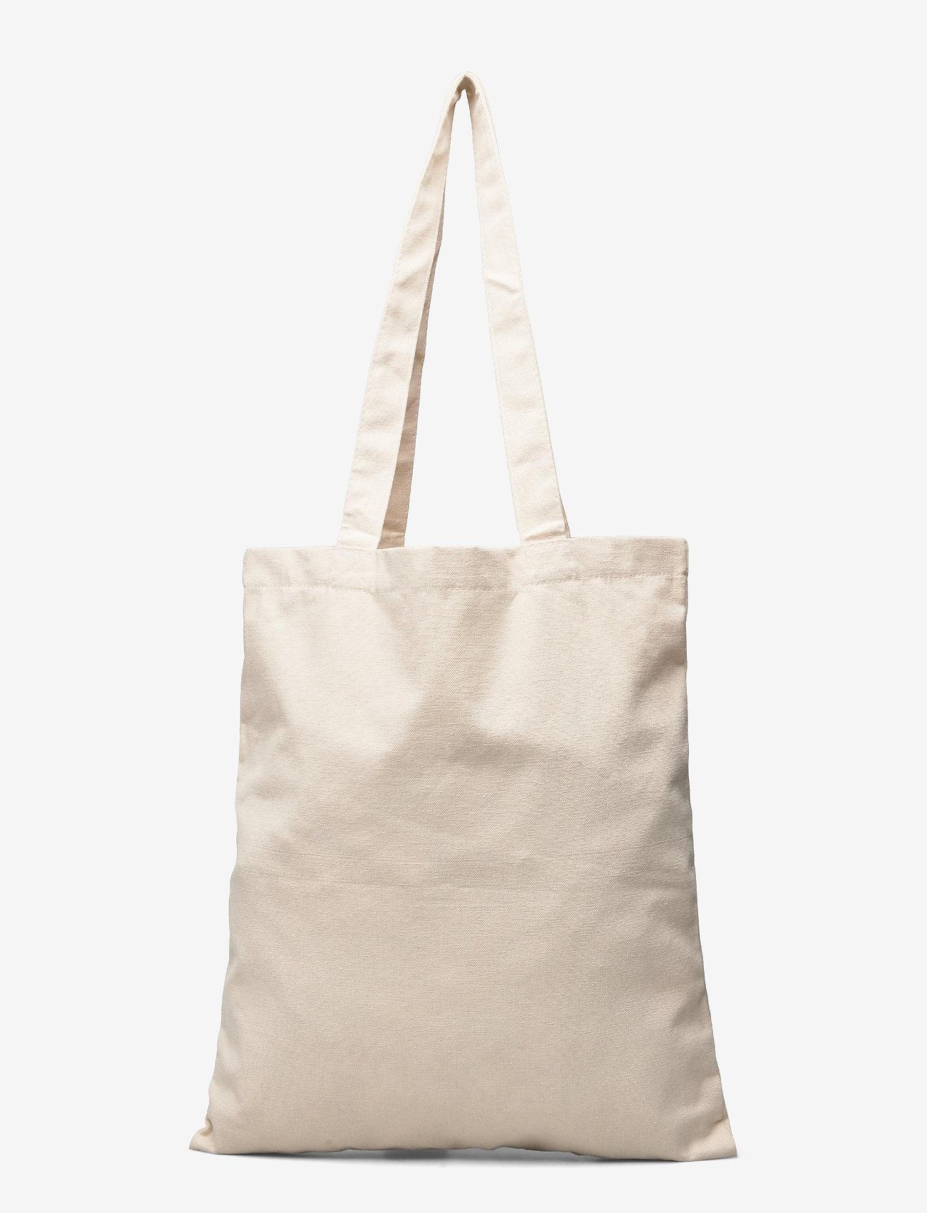 Makia - Knot Tote Bag - shoppers - ecru - 1