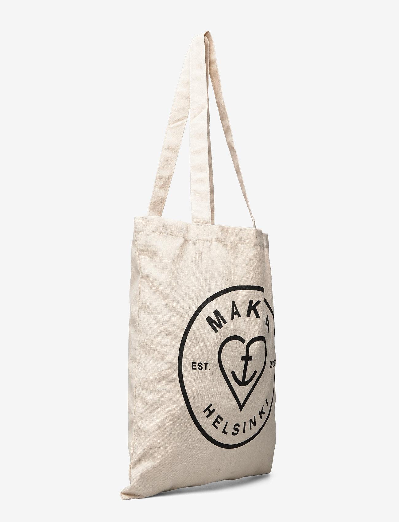 Makia - Knot Tote Bag - shoppers - ecru - 2