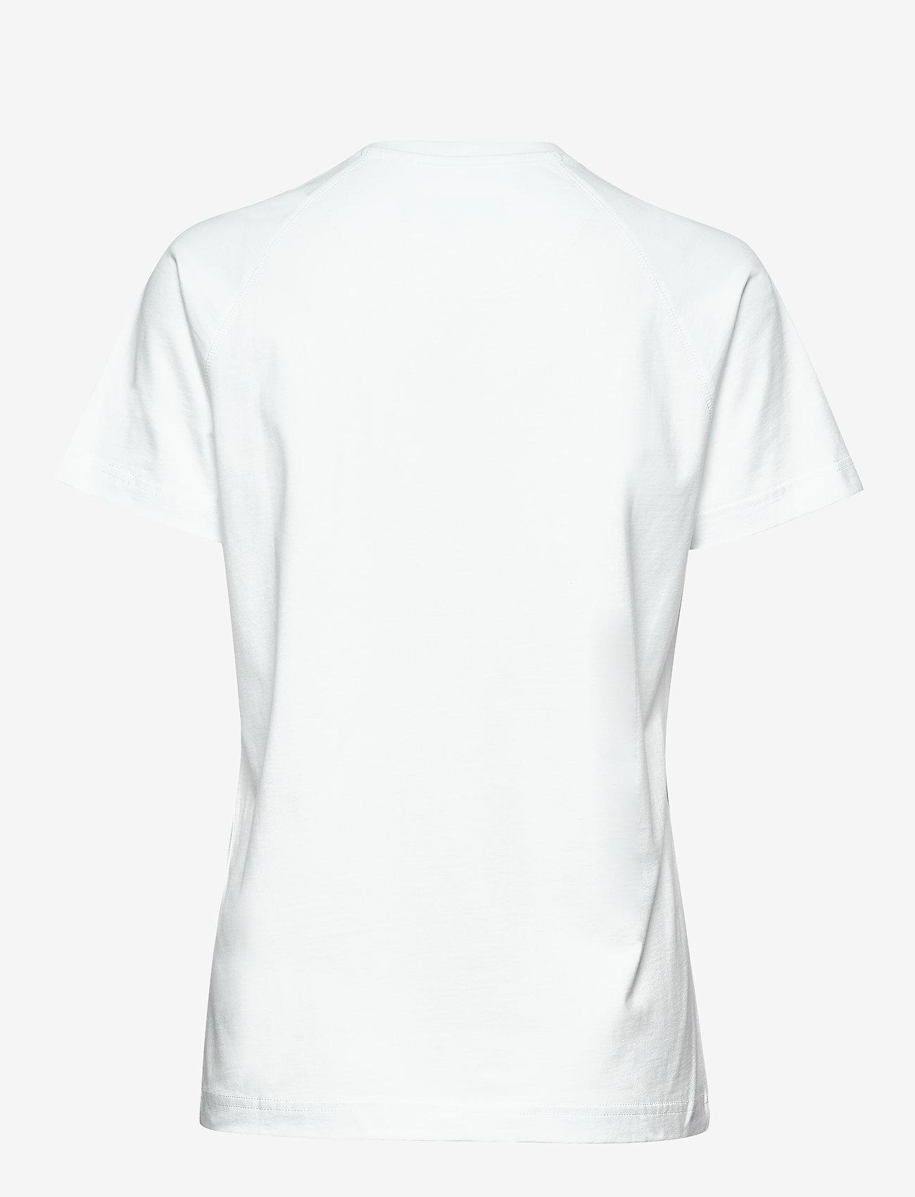 Henley T-shirt (White) - Makia 1AqWWv