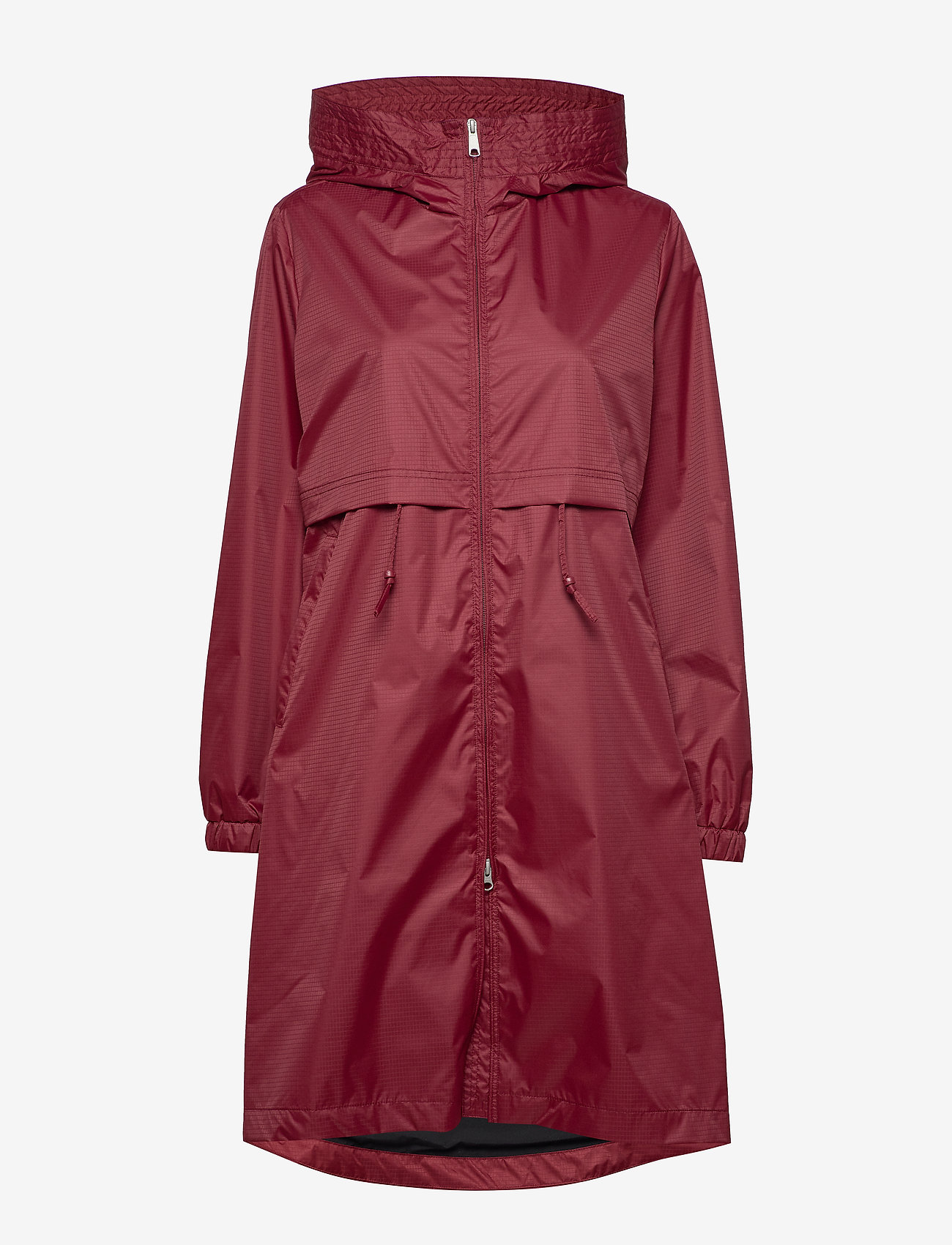 Makia - Den Jacket - manteaux de pluie - ruby - 1