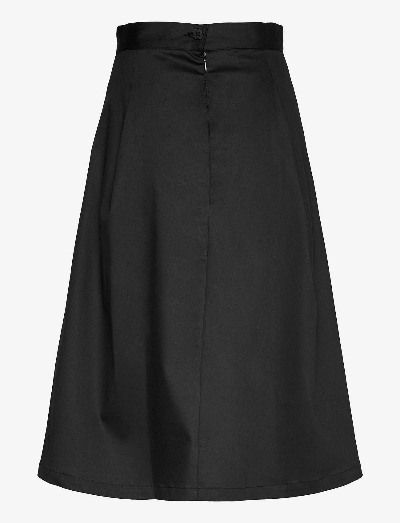 Gaia Skirt (Black) - Makia f1ATCo