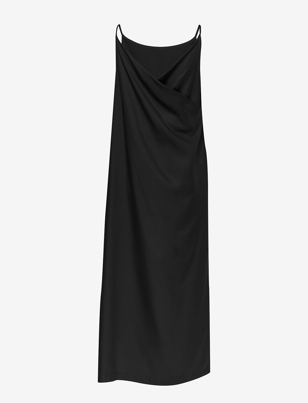 Makia - Tara Dress - sommerkjoler - black - 1