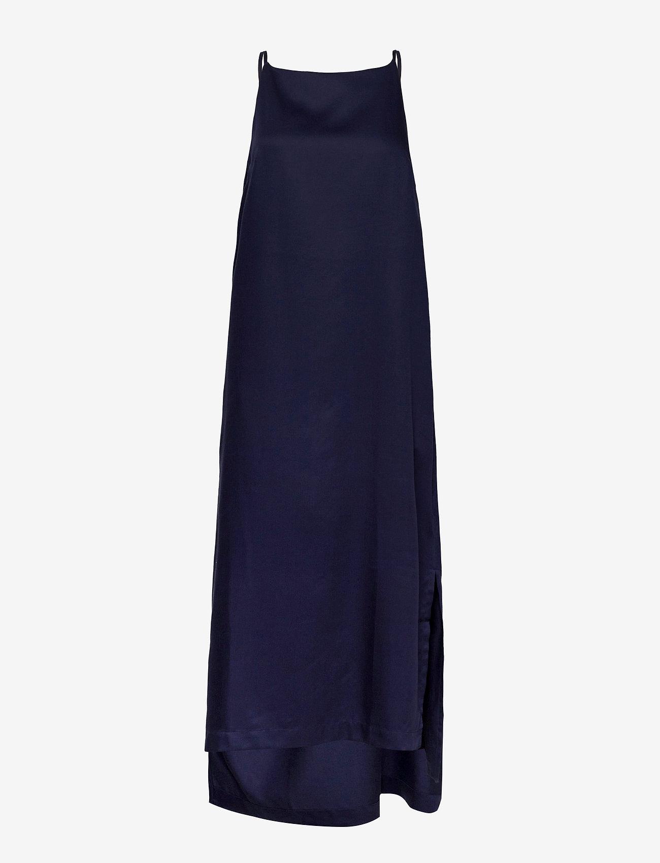 Makia - Tara Dress - sommerkjoler - dark navy - 0