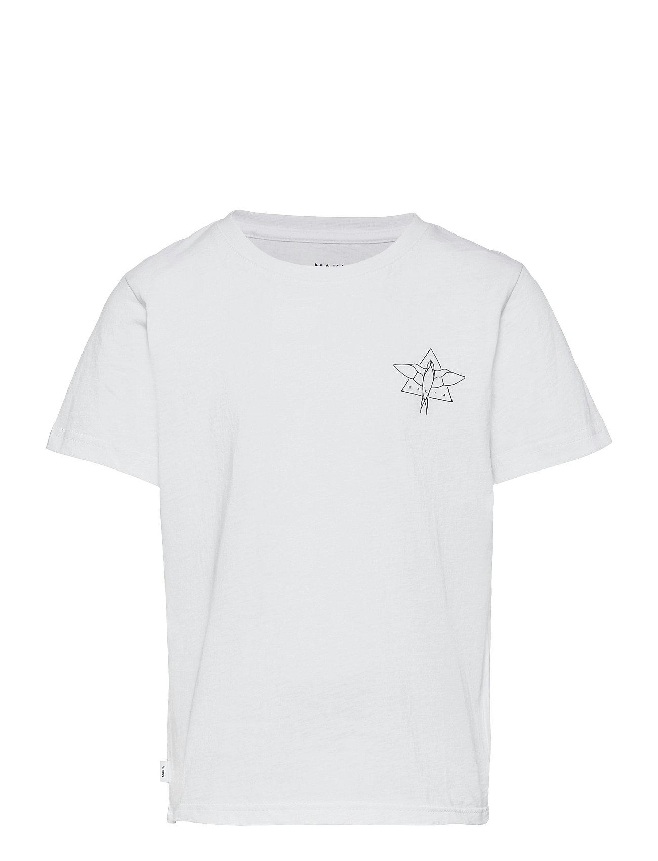 Makia - Swallow T-Shirt - korte mouwen - white - 0