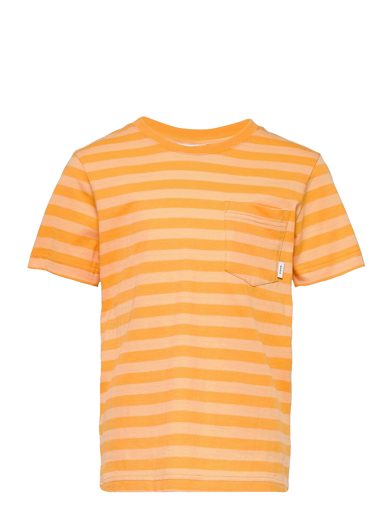 Makia - Verkstad T-Shirt - korte mouwen - marigold-yellow - 0