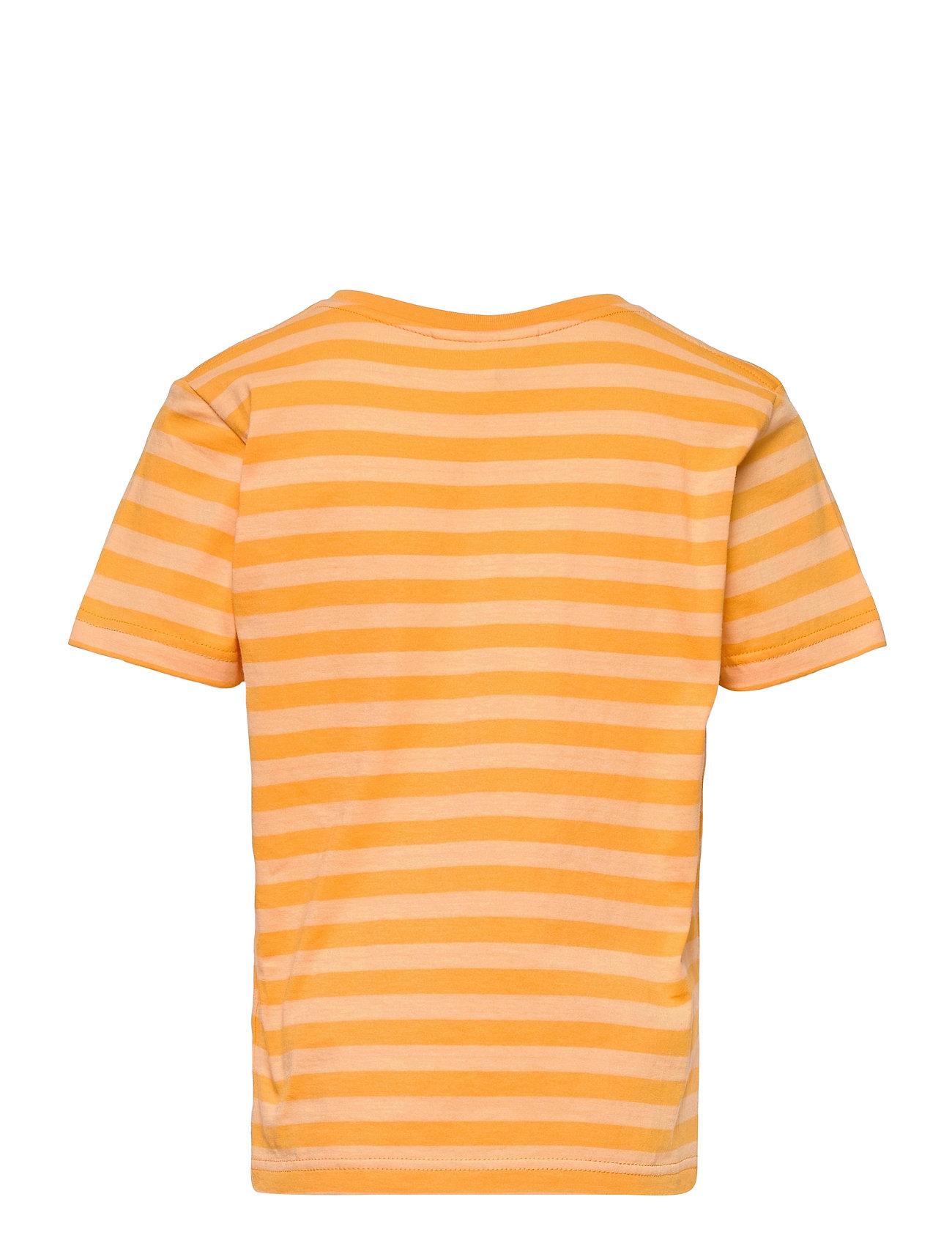 Makia - Verkstad T-Shirt - korte mouwen - marigold-yellow - 1