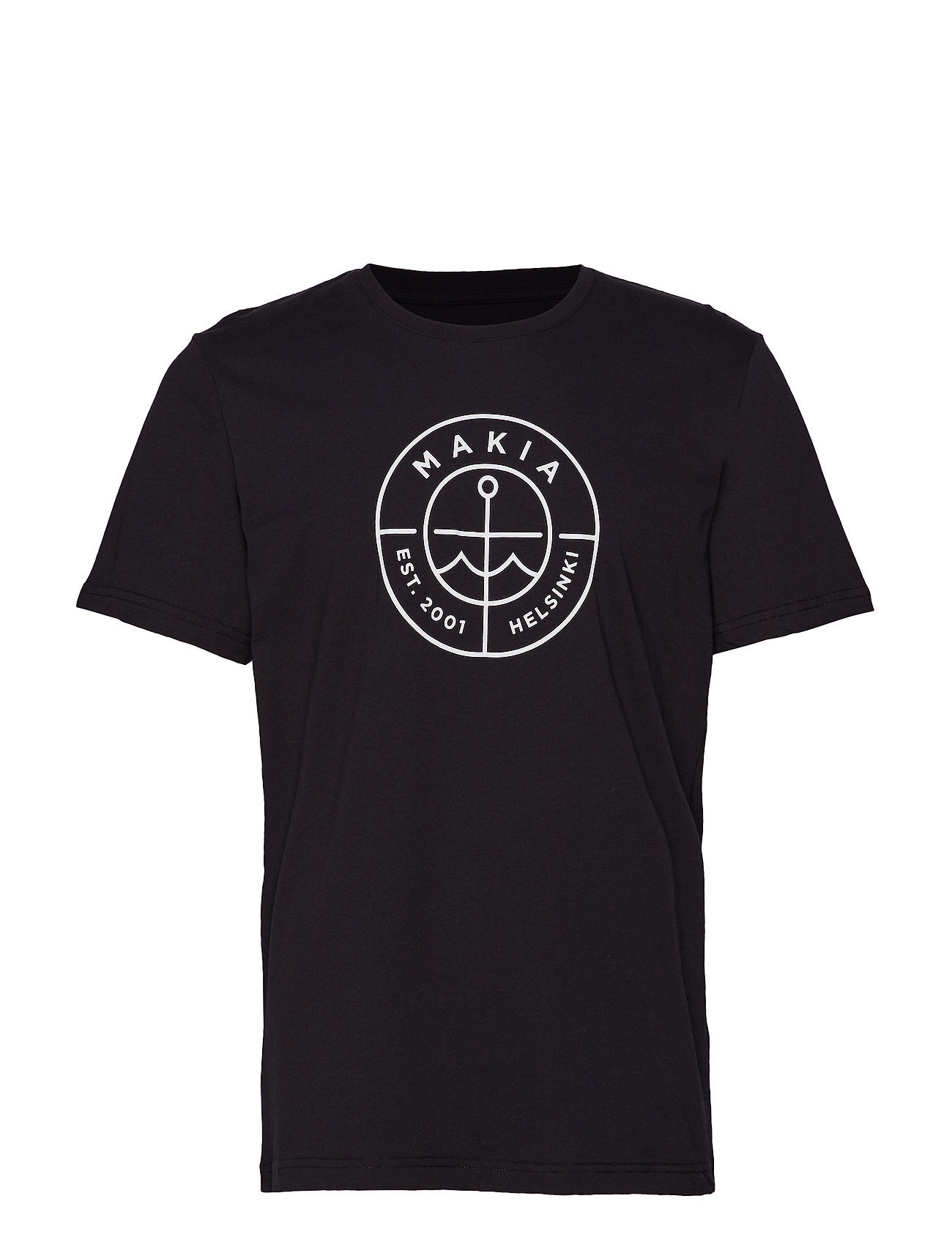 Makia Scope T-Shirt - BLACK