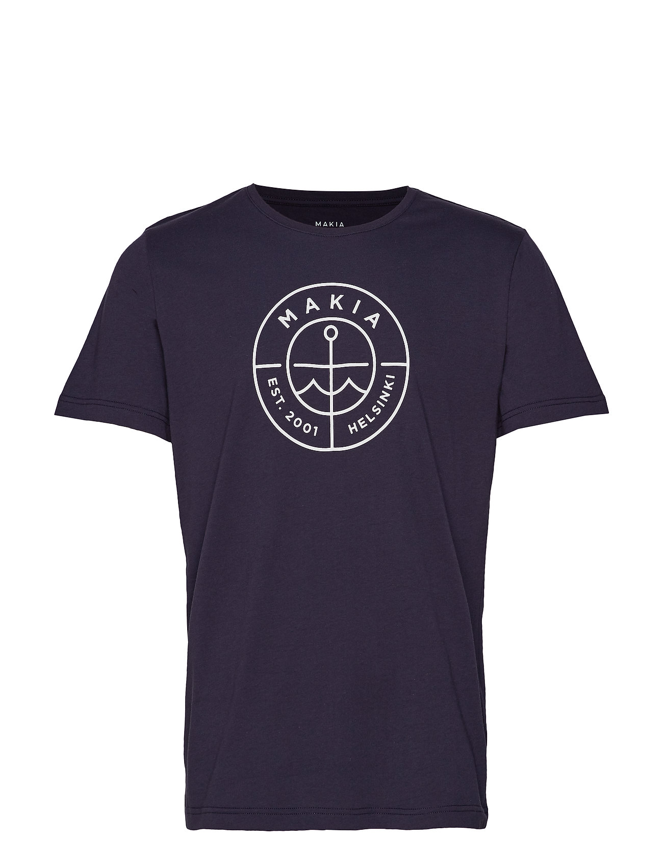 Makia Scope T-Shirt - DARK BLUE