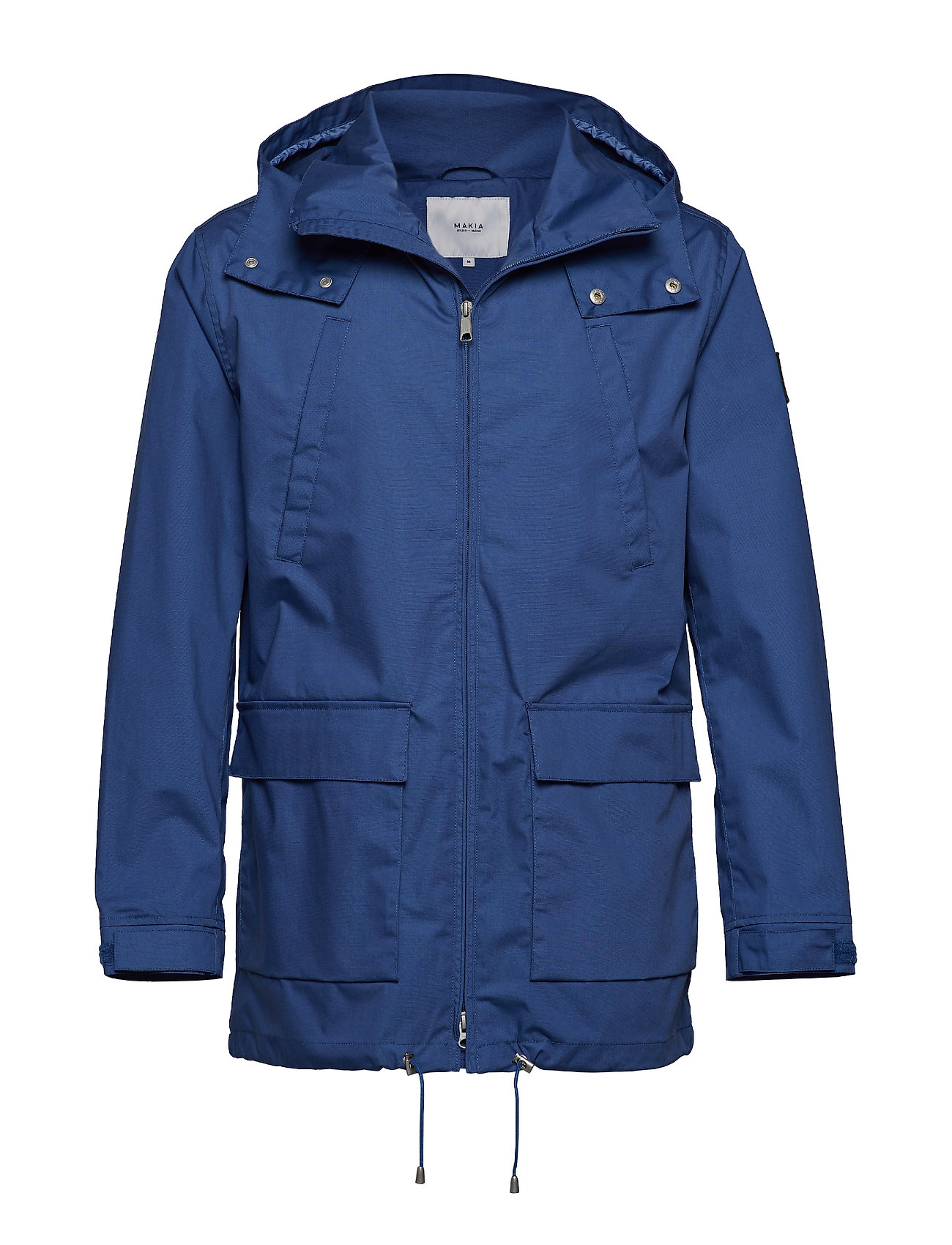Makia FISHTAIL JACKET - BLUE