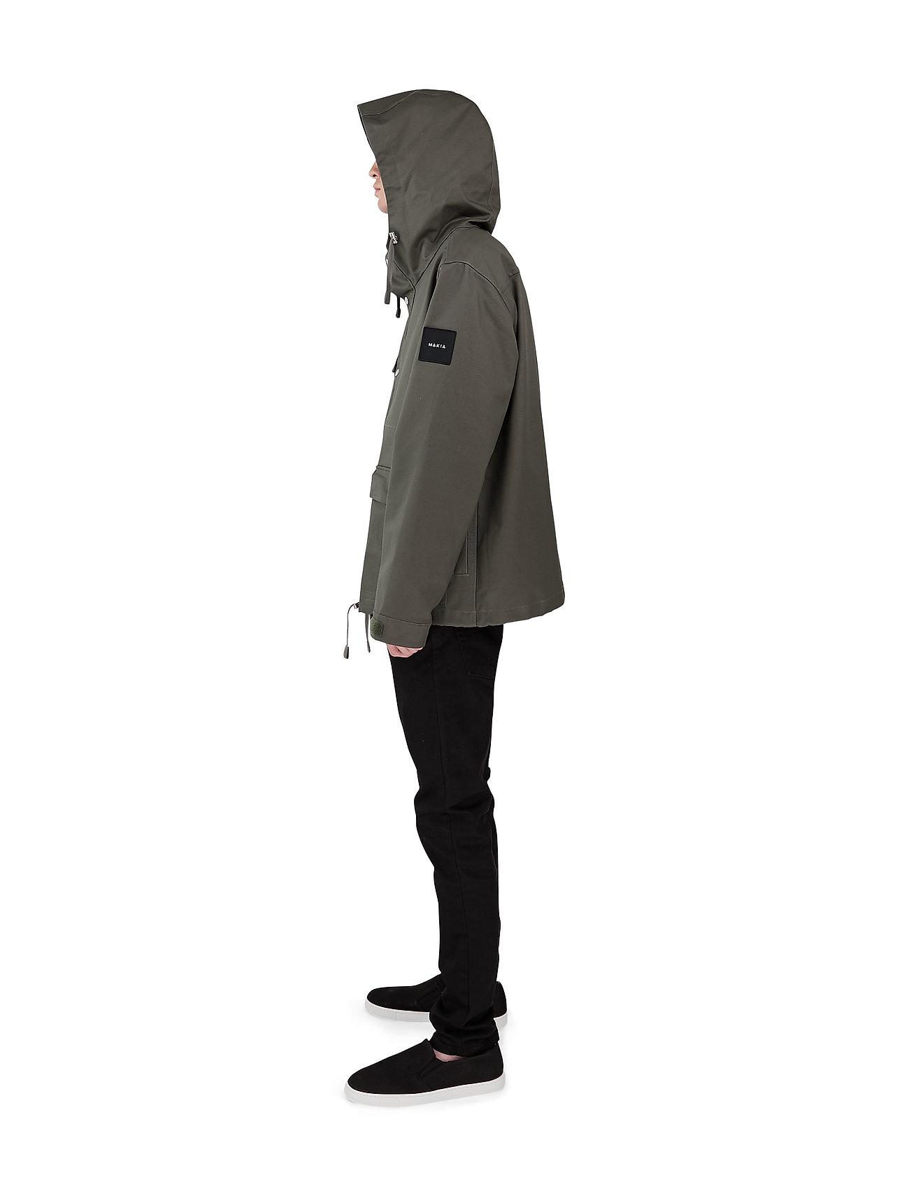 Makia - Scout Jacket - parka's - green - 5