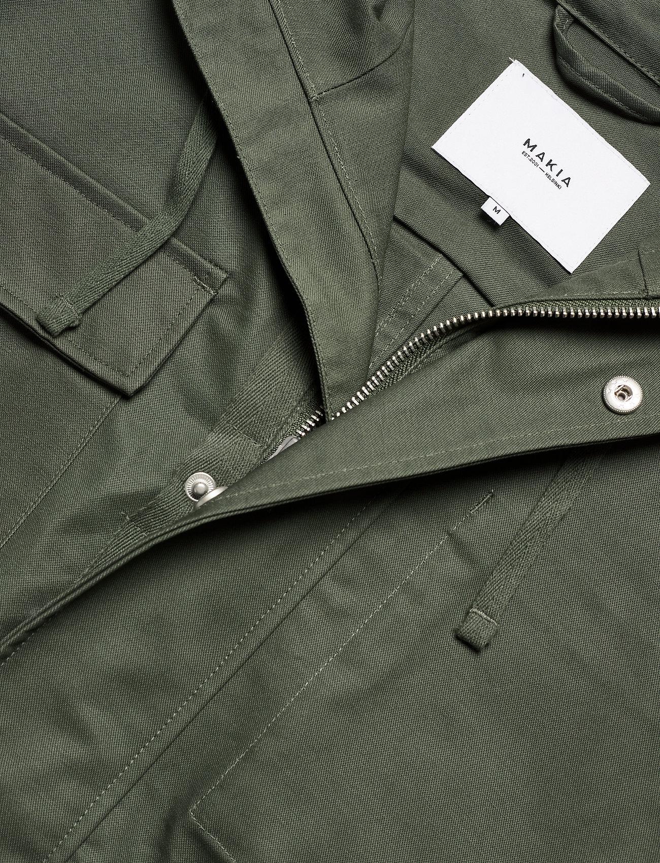Makia - Scout Jacket - parka's - green - 7