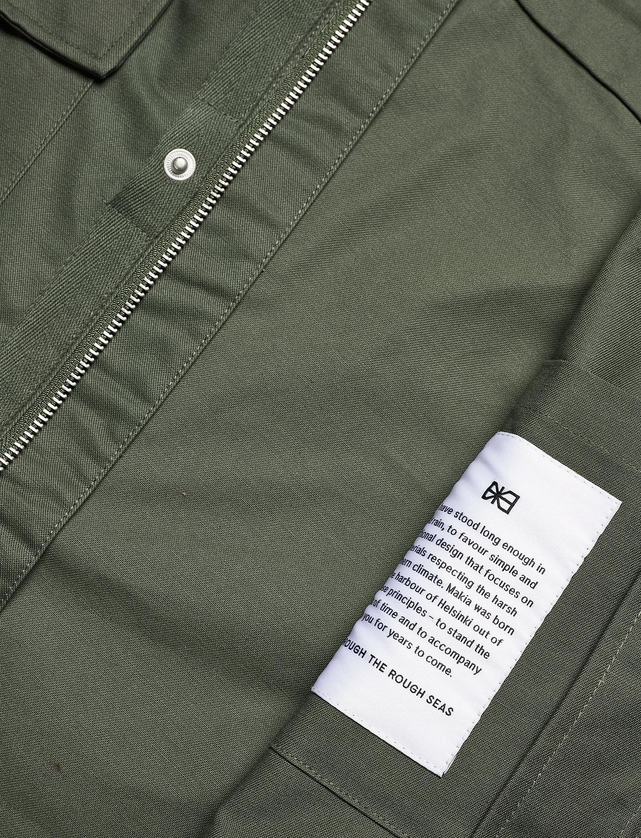 Makia - Scout Jacket - parka's - green - 10