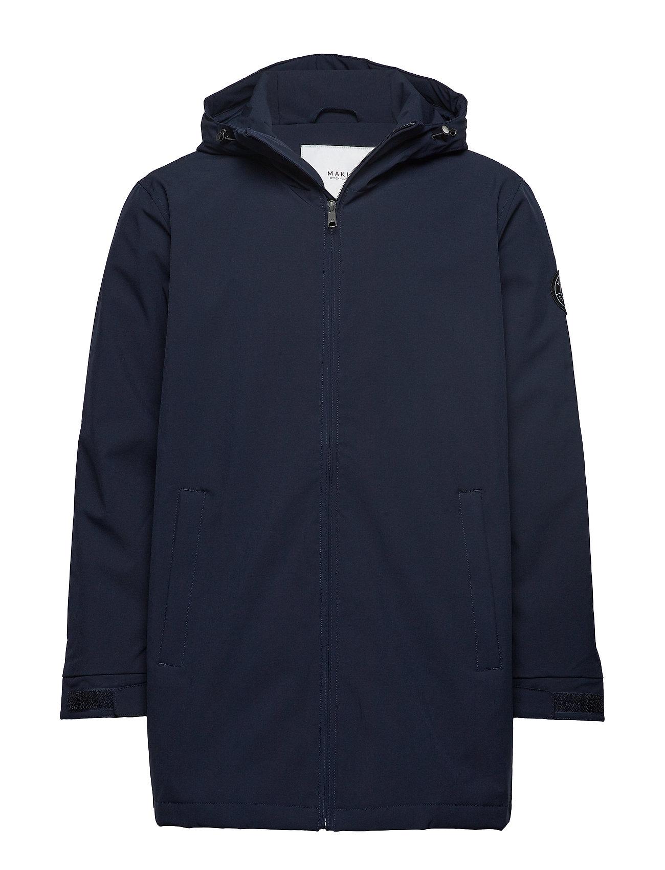 Makia Aurora Jacket - DARK BLUE
