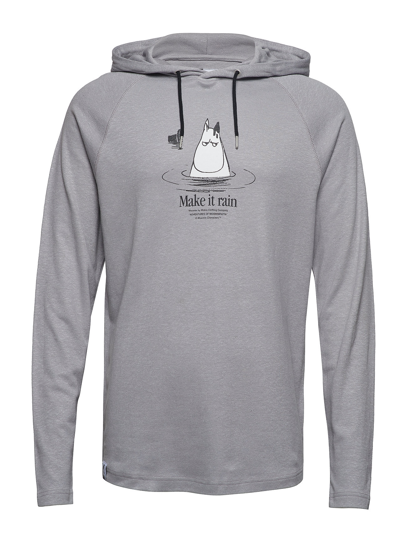 Makia KYLPY HOODED SWEATSHIRT Ögrönlar
